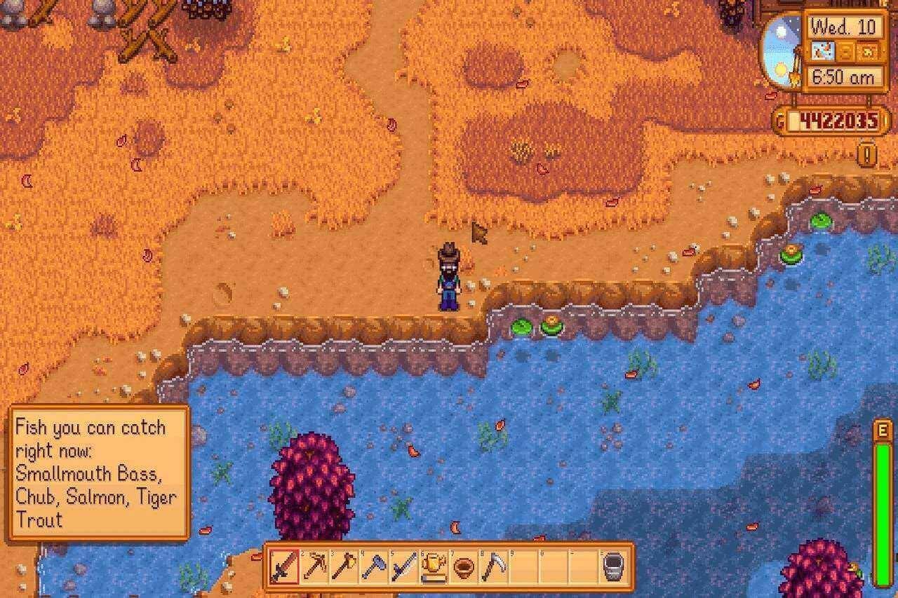 Teh's Fishing Overhaul