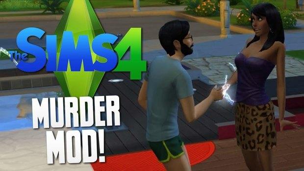 Sims 4 murder mod