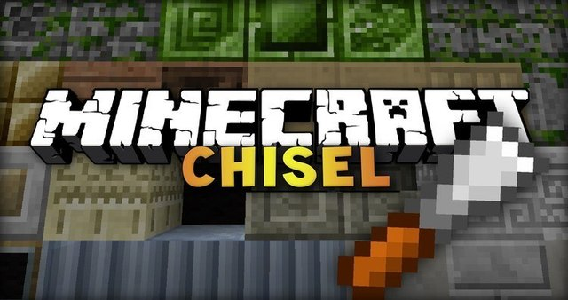 Minecraft Chisel Mod