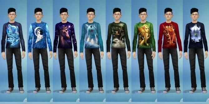 Sims 4 Mod Clothes