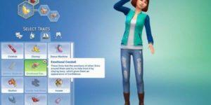 Sims 4 Traits Mod