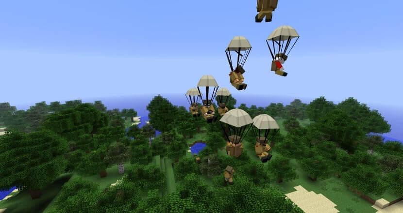Minecraft Flans Mod