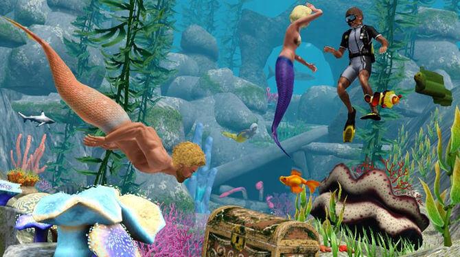 Sims 4 Mermaid Mod