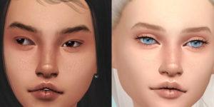 Sims 4 Skin Overlay