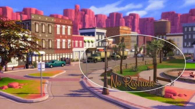 Sims 4 ReShade Mod