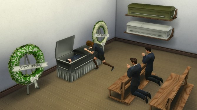 Sims 4 Funeral Mod