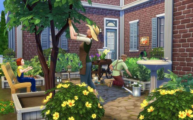 Sims 4 Grafting Mod
