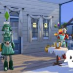 Sims 4 Halloween 3rd Patch Brings October Update Male & Female Costumes