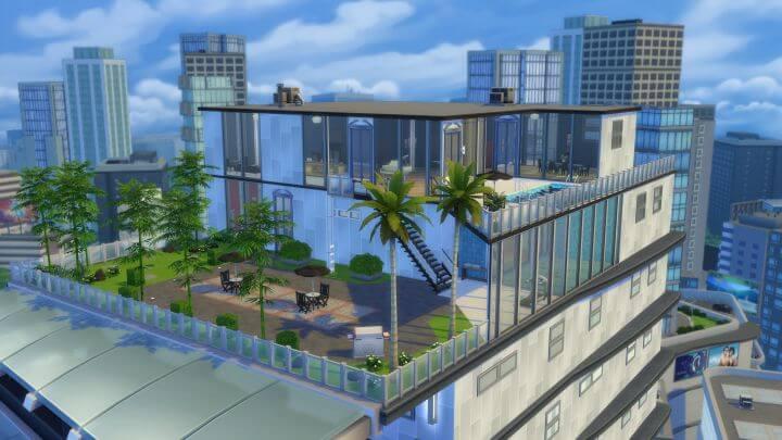 sims 4 apartment mod