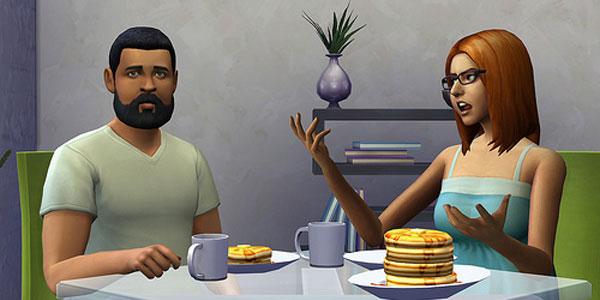 Sims 4 Cas full edit