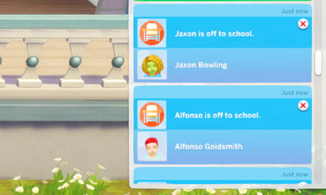 Sims 4 Preschool Mod