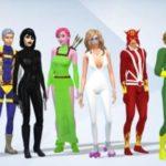 Sims 4 Superhero mod