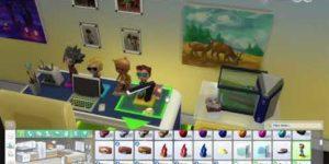 Sims 4 show hidden objects