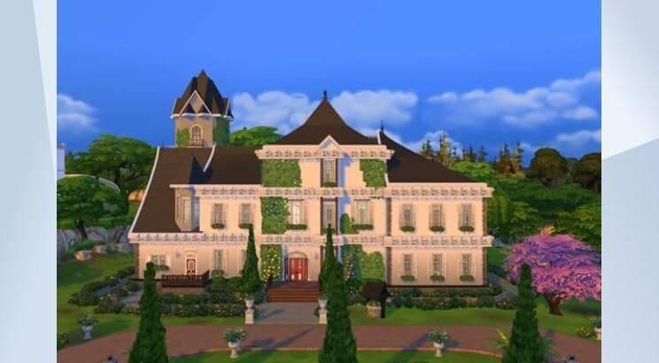 Sims 4 Floor Plans