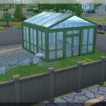 Download Sims 4 Greenhouse Mod & Instance Build Greenhouse With Lot