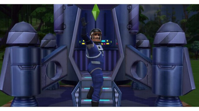 Send Them on Botched Space Expedition Sims 4