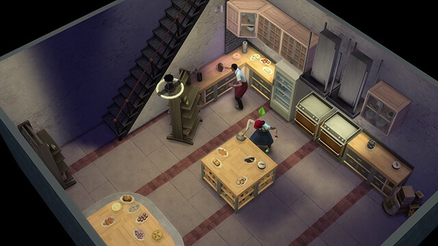 Sims 4 Basement Mod With Create Dream, How To Build Basement Stairs Sims 4