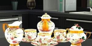 Sims 4 Tea