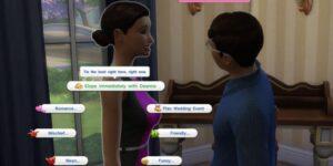 Sims 4 Wedding Mod
