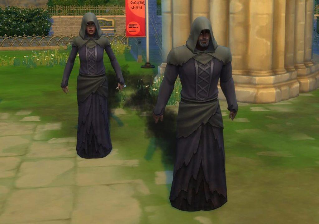 Sims 4 grim reaper mod
