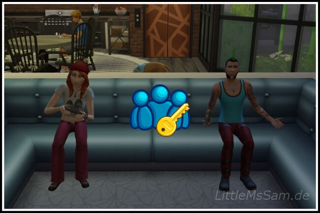 Sims 4 Roommate Mod
