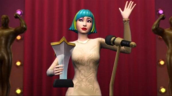 Sims 4 Celebrity