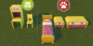 Sims 4 My First Pet Stuff