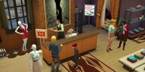 Sims 4 Retail Store