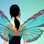 Download Best Accessories Sims 4 Wings With Fairy, Dragon & Animated