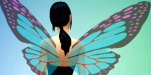 Sims 4 Wings