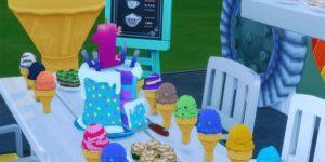 Sims 4 Birthday Cake