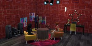 Sims 4 Entertainer Career