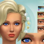 Download Complete Pack of Sims 4 Eye Color & Build Your Own In 2020