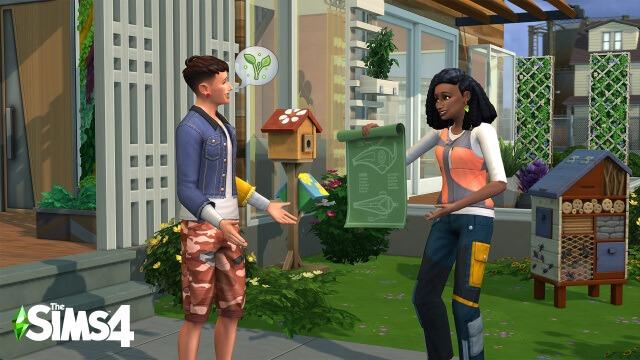 Sims 4 Focused
