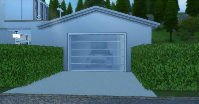 Sims 4 Garage Doors