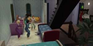 Sims 4 Monster Under Bed