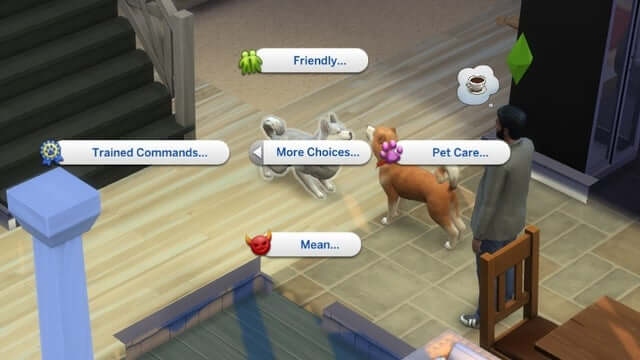 Sims 4 Selectable Pets