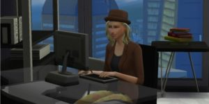 sims 4 work from home mod