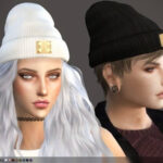 Download Sims 4 Beanie mod With Best New 2020 CC For male & female