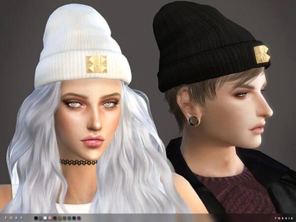 Sims 4 Beanie mod