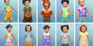 Sims 4 Toddler Cheats