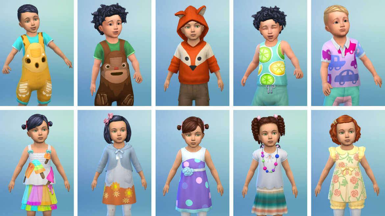 Sims 4 Toddler Cheats