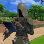 Sims 4 Death Angel Mod