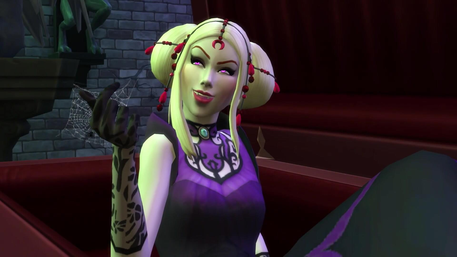 Sims 4 Vampire Cheats