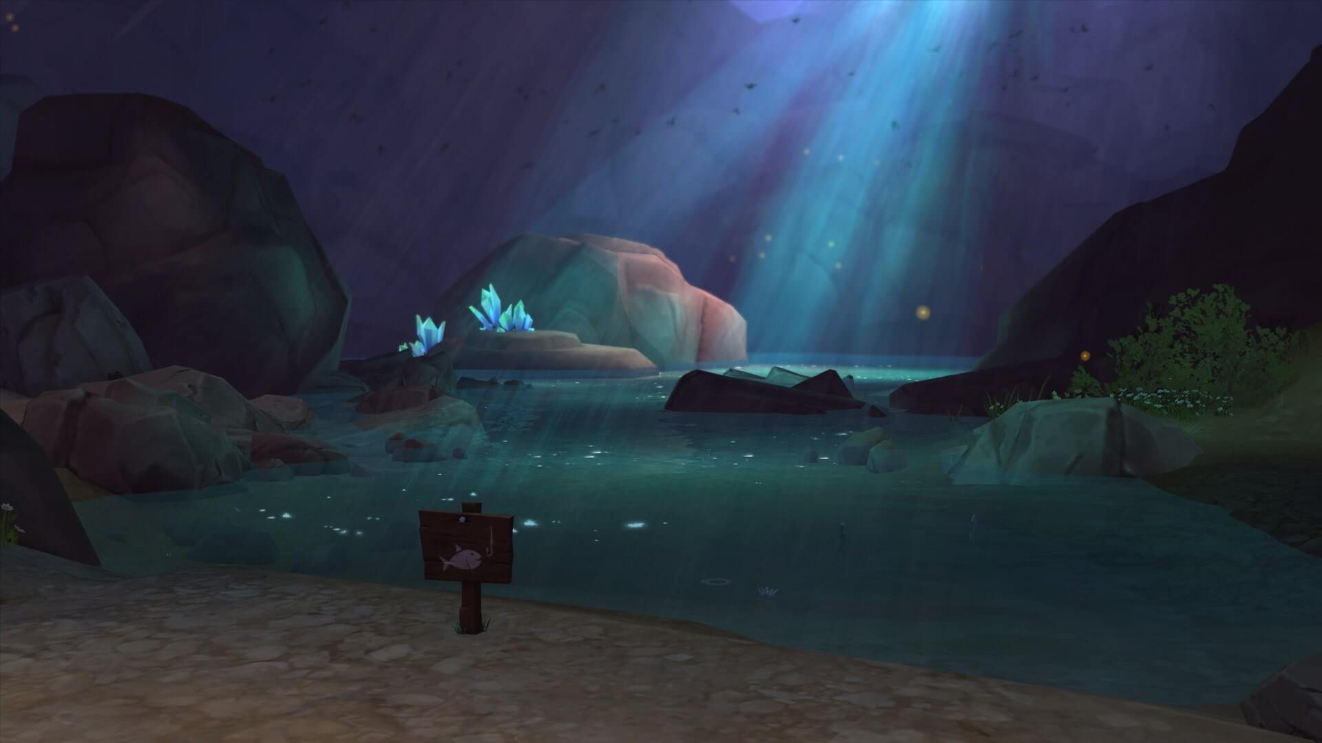 Sims 4 Crystals