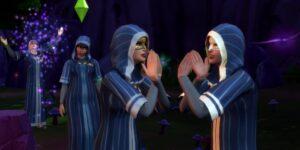Sims 4 Secret Society