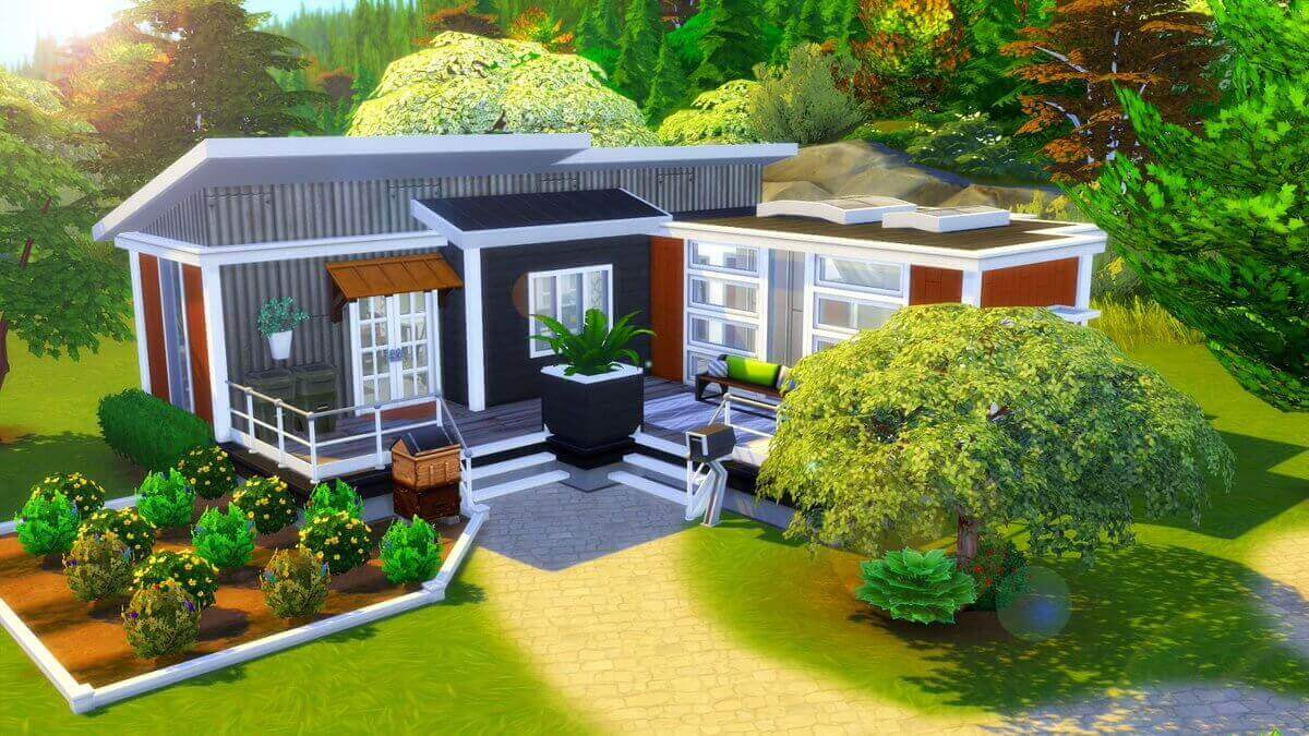 Sims 4 Off The Grid