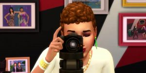 Sims 4 Photography Skills