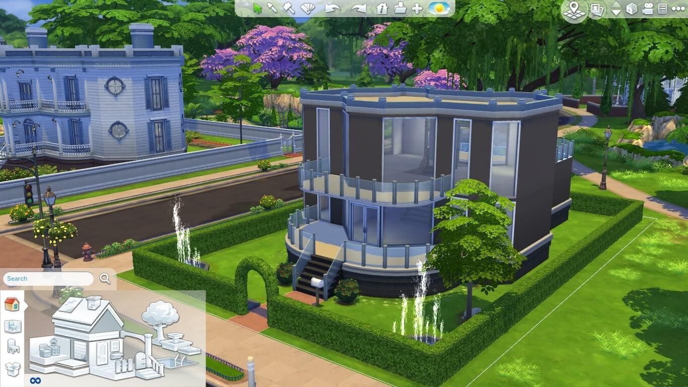 Sims 4 Free Real Estate