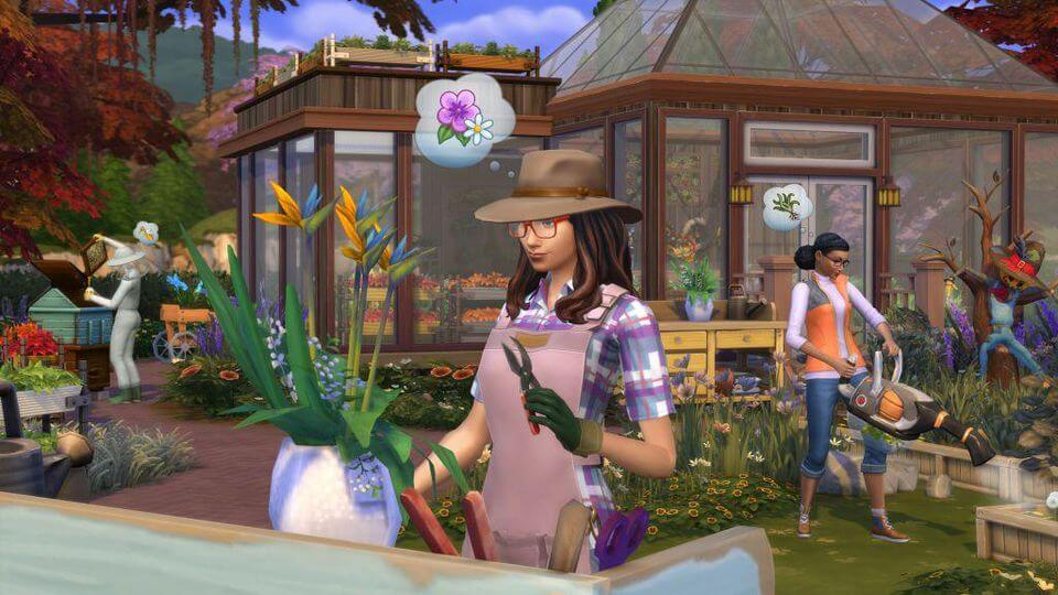 Sims 4 Grafting